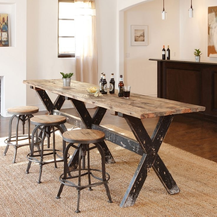 Thin Long Dining Tables With Well Known Dining Tables (View 11 of 20)