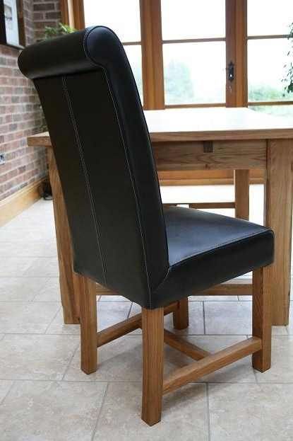 Titan Full Leather Chair (View 18 of 20)