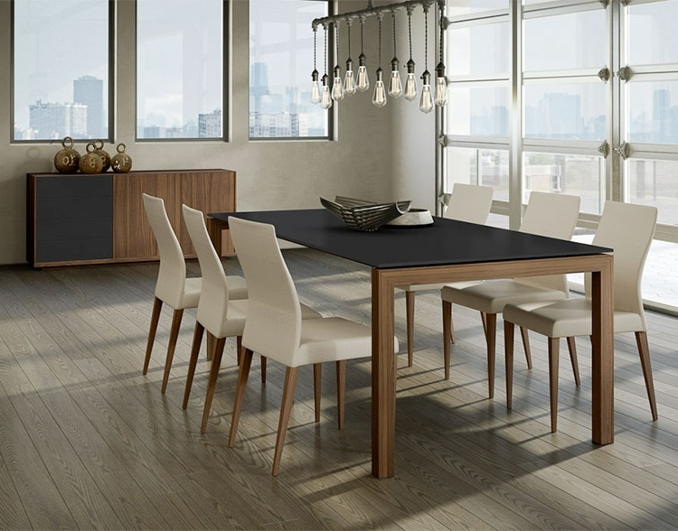 Torelli Vinci Dining Table – Sarasota Modern & Contemporary Furniture Inside Most Recently Released Contemporary Dining Furniture (View 19 of 20)