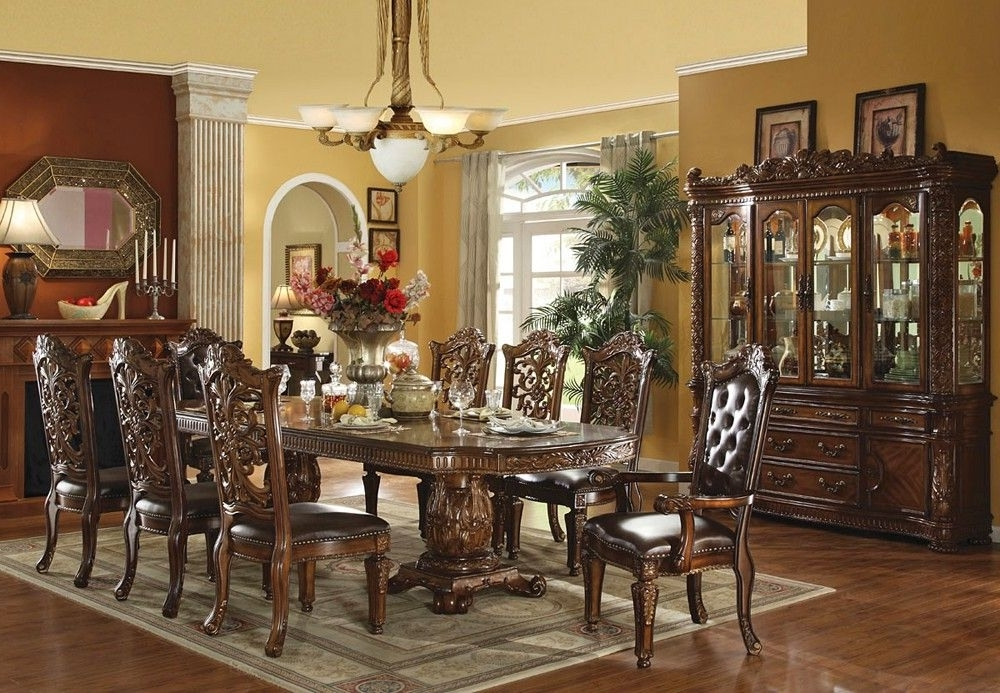 Traditional Dining Tables In Widely Used Dinig Rooms – Traditional Dining Room Furniture – Granta Traditional (View 3 of 20)
