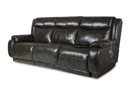 Travis Dk Grey Leather 6 Piece Power Reclining Sectionals With Power Headrest & Usb With Preferred 9 Best Couch Images On Pinterest (View 11 of 15)