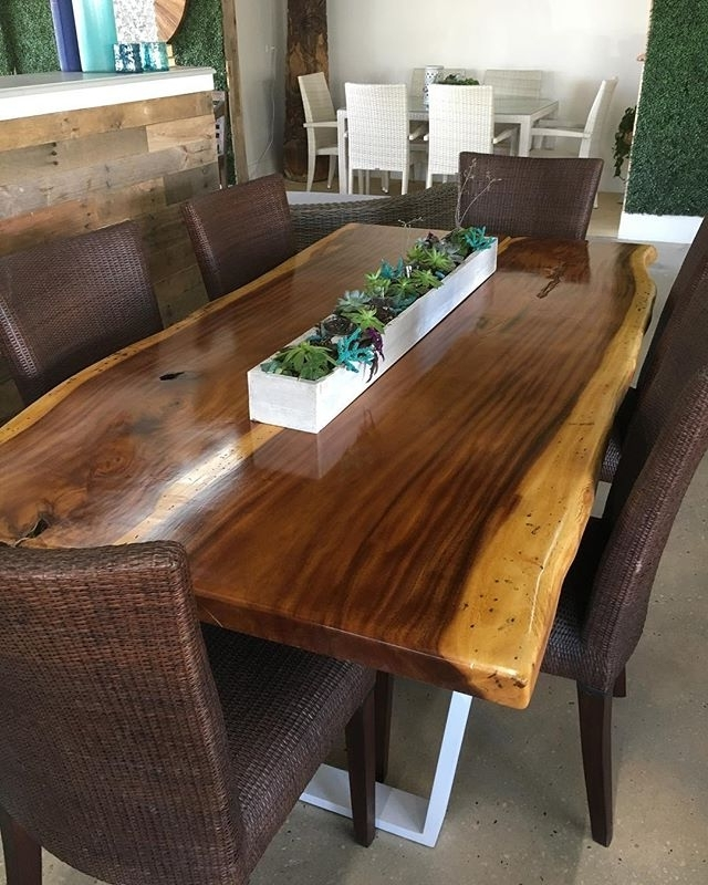 Tree Dining Tables Throughout Current Tables — Oasis (View 13 of 20)
