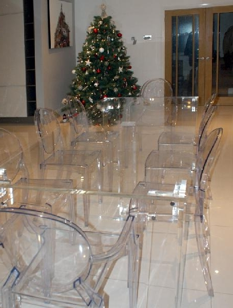 Trendy Acrylic Dining Tables With Acrylic Dining Table Set Manufacturer In Gujarat Indiaflora Art (View 17 of 20)