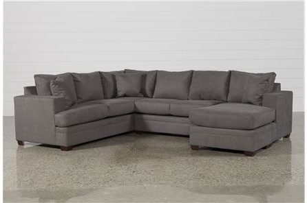 Trendy Avery 2 Piece Sectionals With Laf Armless Chaise With Regard To Kerri 2 Piece Sectional W/laf Chaise – Main (View 15 of 15)