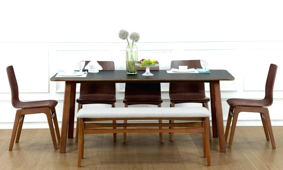 Trendy Black Dining Room Table And 6 Chairs Awesome Innovative Stunning With Round 6 Person Dining Tables (View 20 of 20)