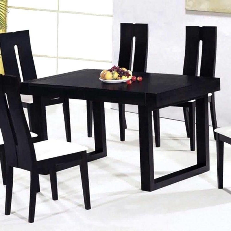 Trendy Buy Dining Tables With Enjoyable Modern Design Dining Tables Full Size Black Wood Dining (View 20 of 20)