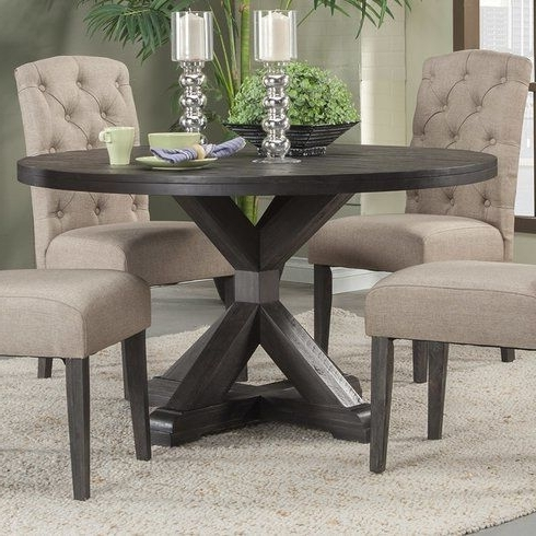 Trendy Colborne Dining Table Regarding Lindy Espresso Rectangle Dining Tables (View 8 of 20)
