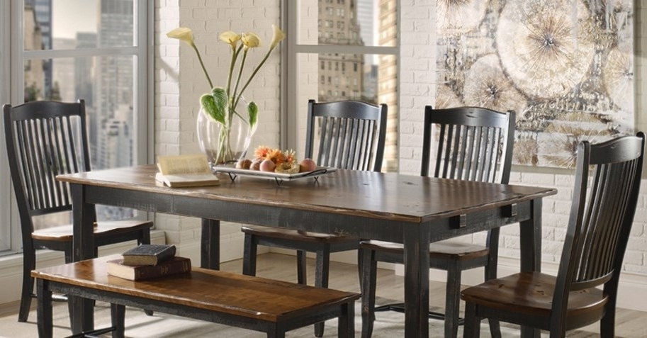 Trendy Custom Dining Room Furniture (View 8 of 20)