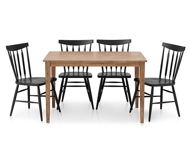 Trendy Dining Tables And Chairs Regarding Dining Tables, Kitchen Tables (View 18 of 20)