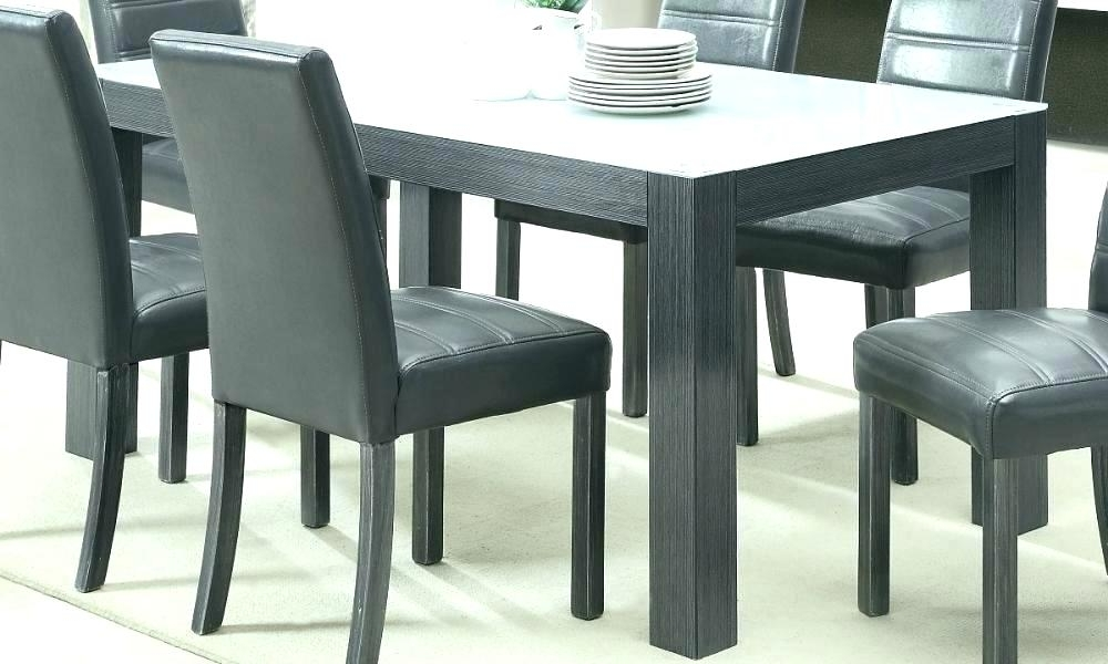 Trendy Dining Tables Grey Chairs For Grey Dining Room Chair Medium Size Of Dining Dining Room Table (View 14 of 20)