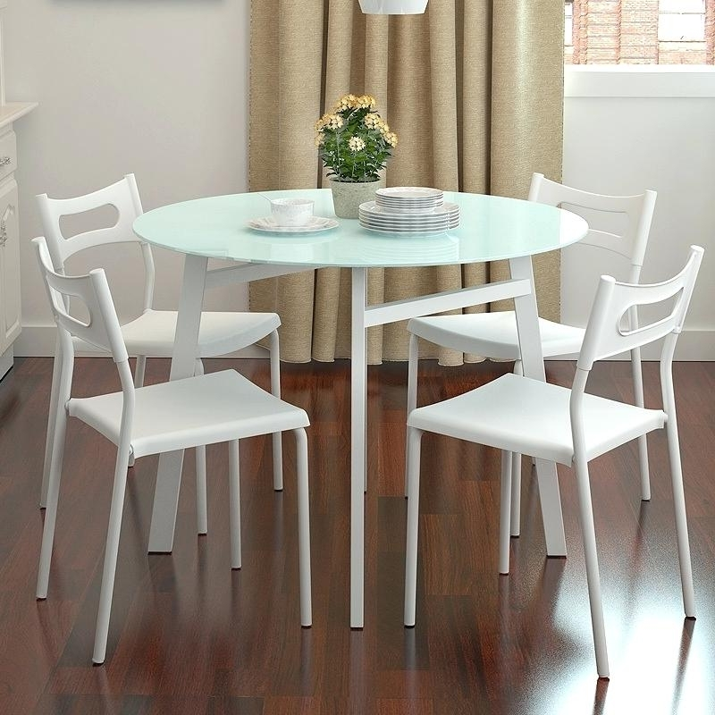 Trendy Ikea Black Kitchen Table Lovable Small Round Dining Table Round For Ikea Round Dining Tables Set (View 18 of 20)