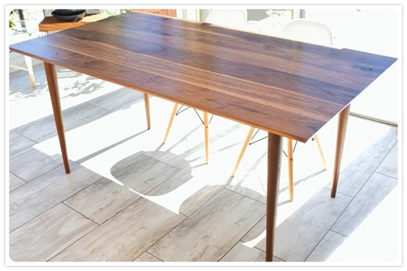 Trendy Lassen Extension Rectangle Dining Tables Intended For Dining Room (View 10 of 20)