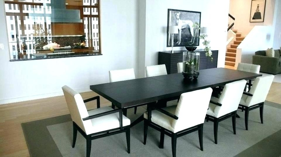 Trendy Long Narrow Dining Table Black : Ugarelay – The Choice Of Right Long Inside Narrow Dining Tables (View 9 of 20)