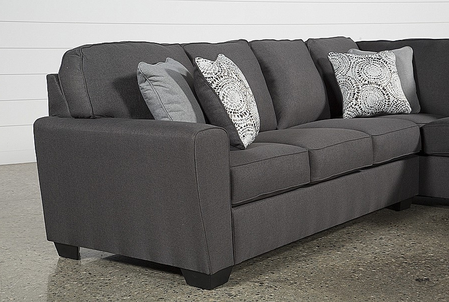 Trendy Mcdade Graphite 2 Piece Sectionals With Laf Chaise For Luxury Cupsy Sofa And Couch Beverage Organizer – Thegardnerlawfirm (View 5 of 15)