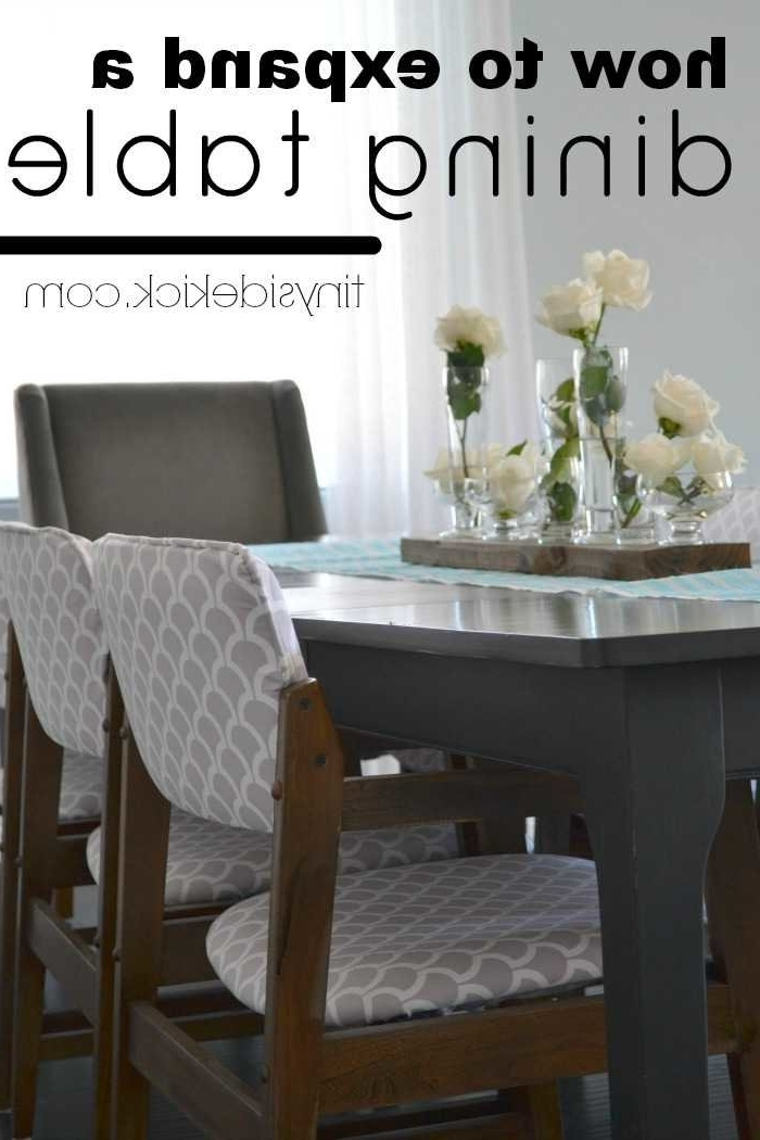 Trendy Round Extension Leaf Furniture Expanding Picturesque (View 19 of 20)