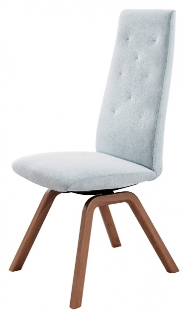 Trendy Stressless Laurel High Back Dining Chair D200 – Brentham Furniture Throughout High Back Dining Chairs (View 11 of 20)