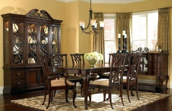 Trendy Traditional Dining Tables Regarding Traditional Dining Room Sets 5 Piece Traditional Dining Set (View 14 of 20)
