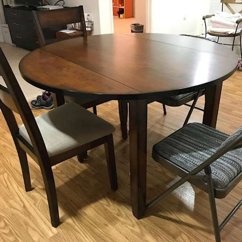 Trove Market App In Well Known Macie Round Dining Tables (View 15 of 20)
