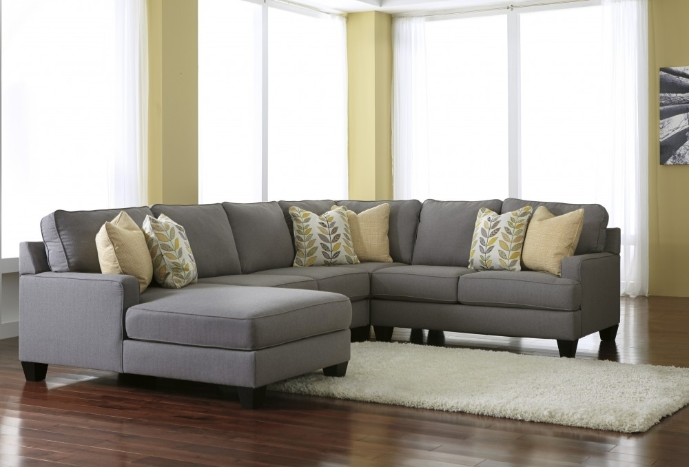 Turdur 3 Piece Sectionals With Raf Loveseat In Trendy Raf Sectional Turdur 3 Piece W Loveseat Living Spaces 223462 0 Jpg (View 4 of 15)