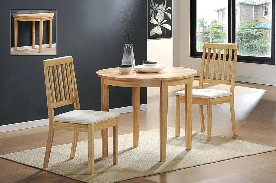 Two Chair Dining Table Set A Family Kitchen With A Dining Table And With Well Liked Two Chair Dining Tables (View 15 of 20)