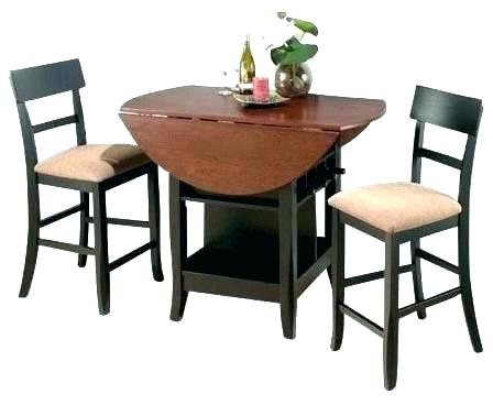 Two Chair Dining Table Set Kitchen For Amusing With Chairs Small For Well Known Dining Table Sets For  (View 19 of 20)
