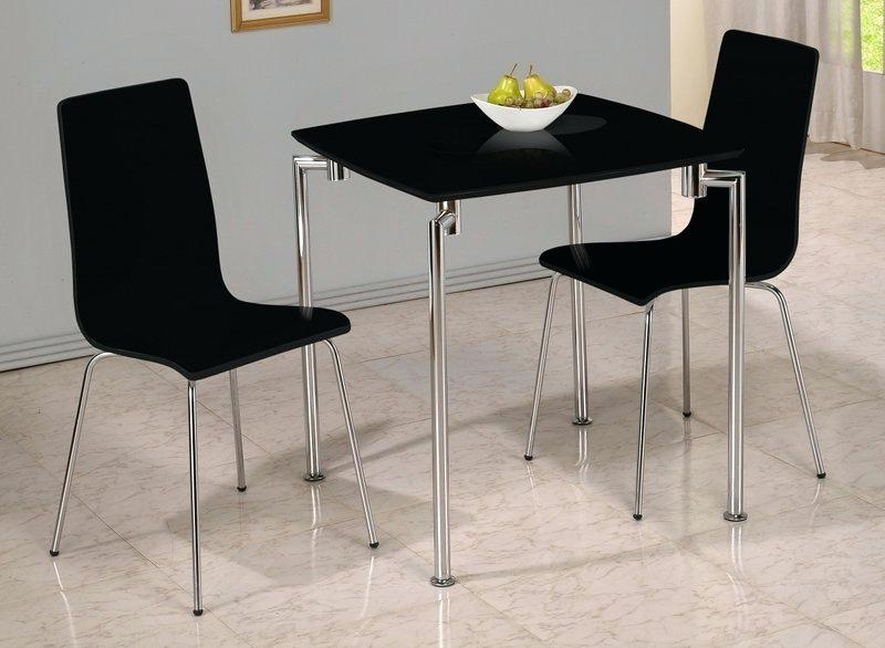 Two Chair Dining Tables Regarding Popular Two Chair Dining Table Set Square Coffee Dining Dinner Table With (View 11 of 20)