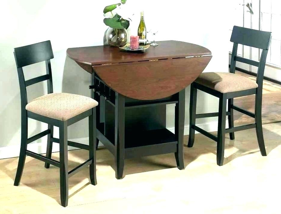 Two Chair Dining Tables With Well Known Kitchen Table For Two Dining Table Sets For 2 Home Ideas Two Chair (View 19 of 20)