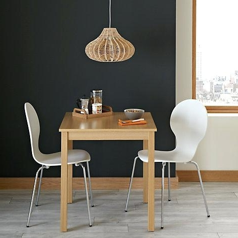 Two Seater Dining Tables For Current 2 Seater Dining Table Decoration Attractive 2 Dining Table And (View 14 of 20)