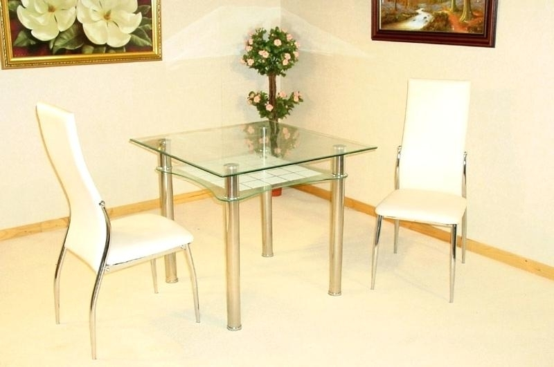 Two Seater Dining Tables Incredible 2 Dining Table Set Kitchen Table Intended For Most Popular Two Chair Dining Tables (View 4 of 20)