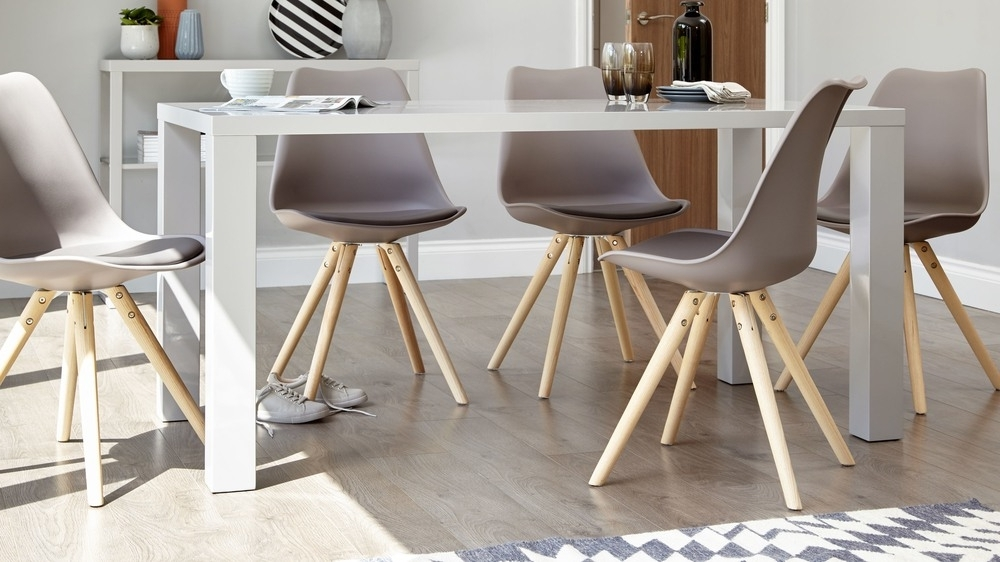 Uk Intended For Well Liked 6 Seat Dining Table Sets (View 18 of 20)