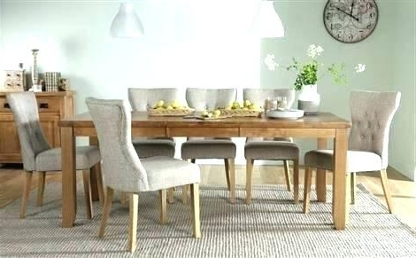 Unique Dining Room Chairs 8 Seat Dining Room Set Round Dining Room With Trendy 8 Dining Tables (View 19 of 20)
