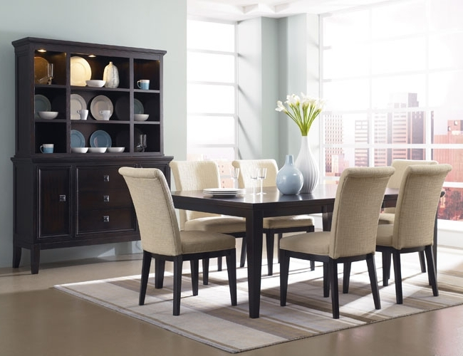 Unique Modern Dining Room Tables Ideas In Trendy Modern Dining Room Furniture (View 18 of 20)