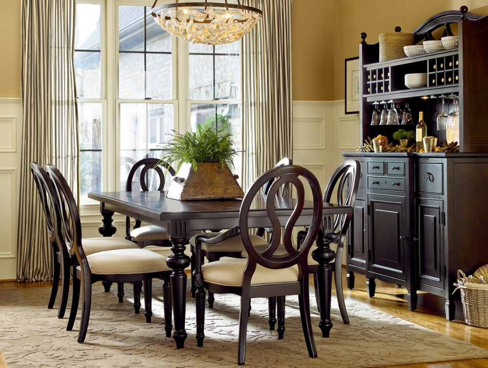 Universal Dining Room Table Chairs – Ambrose Furniture Pertaining To Most Current Universal Dining Tables (View 13 of 20)