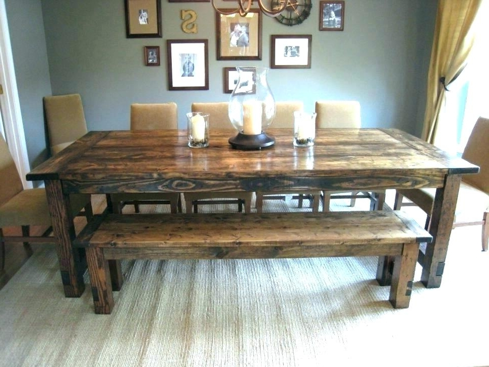 Unusual Inspiration Ideas Wooden Farm Tables For Sale Narrow Inside Well Known Unusual Dining Tables For Sale (View 16 of 20)
