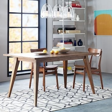 "Versa Dining Table 48"" At West Elm – Dining Tables – Dining Room Throughout Most Recently Released Helms 7 Piece Rectangle Dining Sets With Side Chairs (View 7 of 20)"