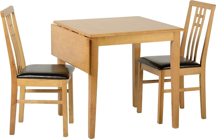 Vienna Drop Leaf Dining Set With Regard To Most Popular Vienna Dining Tables (Gallery 9 of 20)