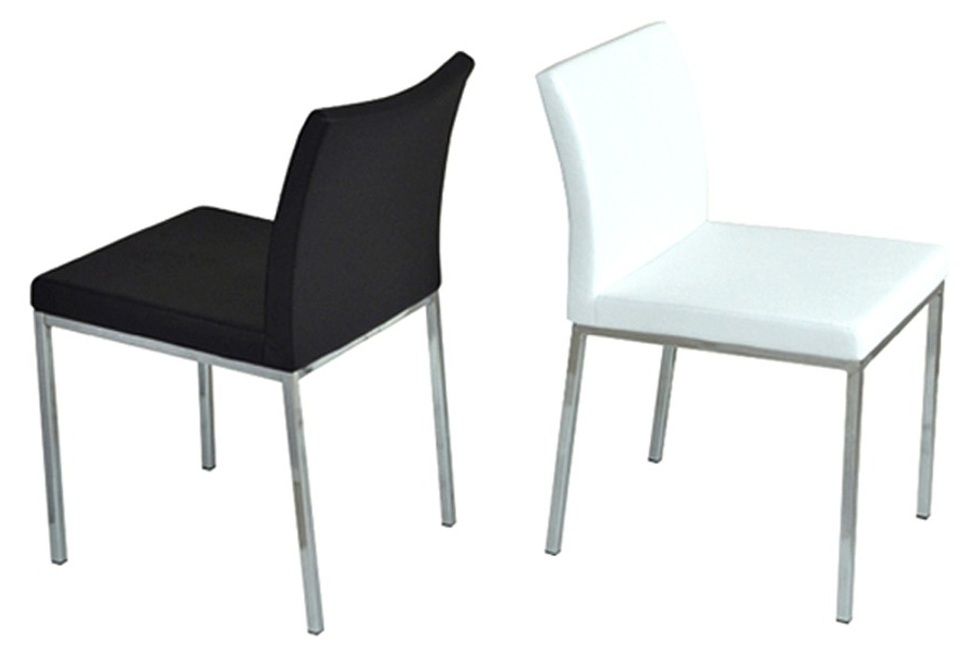 Viesso In Most Popular Chrome Dining Chairs (Gallery 14 of 20)