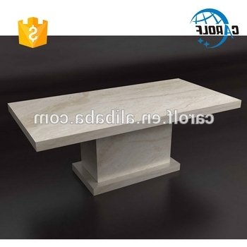 Vietnam White Marble Dining Table,8 Seater Dinner Table – Buy Stone In Most Recently Released 8 Seater White Dining Tables (View 17 of 20)