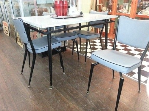 """vintage Table In Ebay Dining Suites (View 1 of 20)"