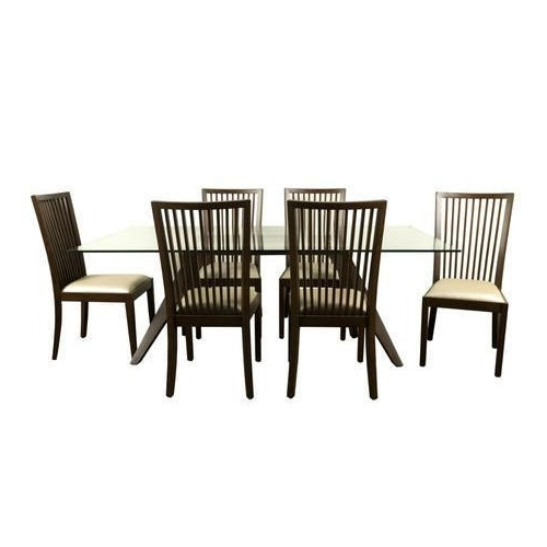 Vogue Rectangular Dining Table, Rs 18000 /set, Vogue Furniture With Regard To Popular Vogue Dining Tables (View 19 of 20)