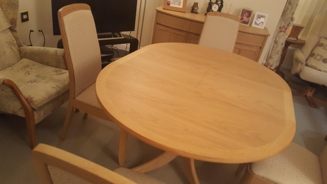Walden Extension Dining Tables With Regard To Newest Extending Dining Tables – Second Hand Household Furniture, Buy And (View 14 of 20)