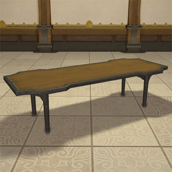 Walnut Dining Table Ffxiv Housing – Table Within 2017 Walnut Dining Tables (View 14 of 20)
