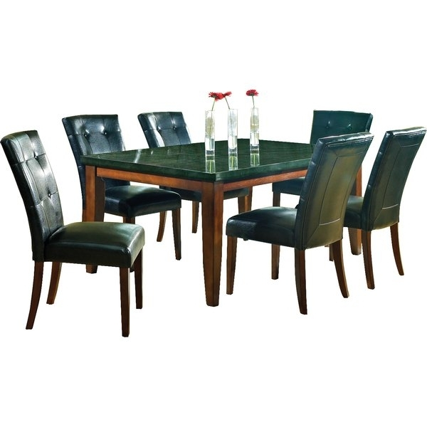 Wayfair For Preferred Crawford 7 Piece Rectangle Dining Sets (View 14 of 20)