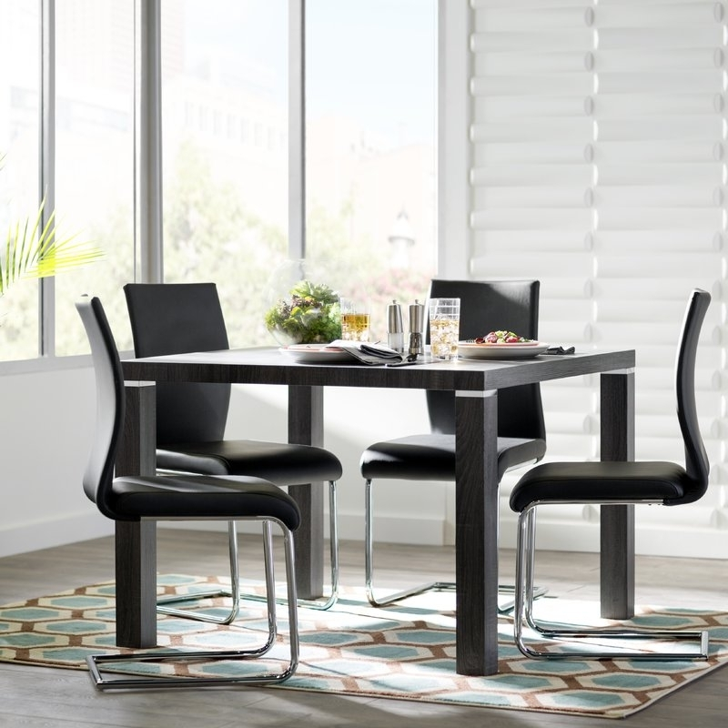 Wayfair Inside Most Popular Norwood 7 Piece Rectangular Extension Dining Sets With Bench & Uph Side Chairs (View 19 of 20)