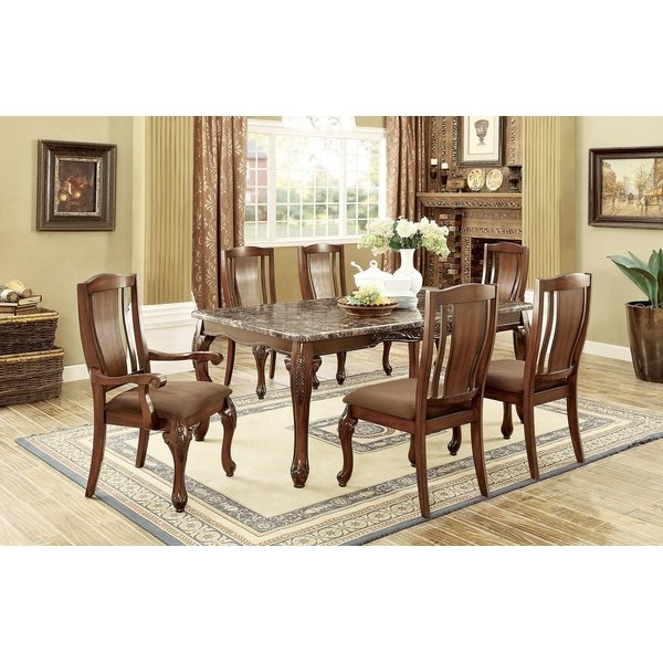 Wayfair Pertaining To Candice Ii 7 Piece Extension Rectangle Dining Sets (View 19 of 20)