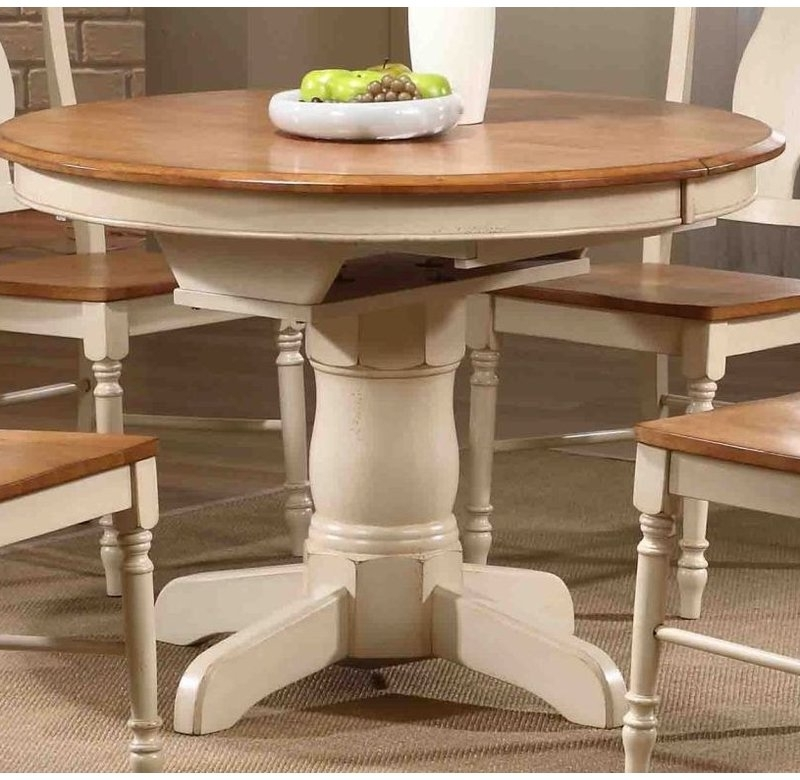 Wayfair Pertaining To Well Known Valencia 5 Piece 60 Inch Round Dining Sets (View 16 of 20)