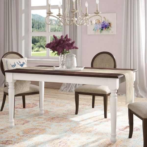 Wayfair Regarding Best And Newest Ina Pewter 60 Inch Counter Tables With Frosted Glass (View 19 of 20)