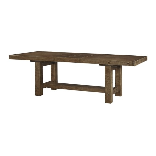 Wayfair With Craftsman Rectangle Extension Dining Tables (View 17 of 20)
