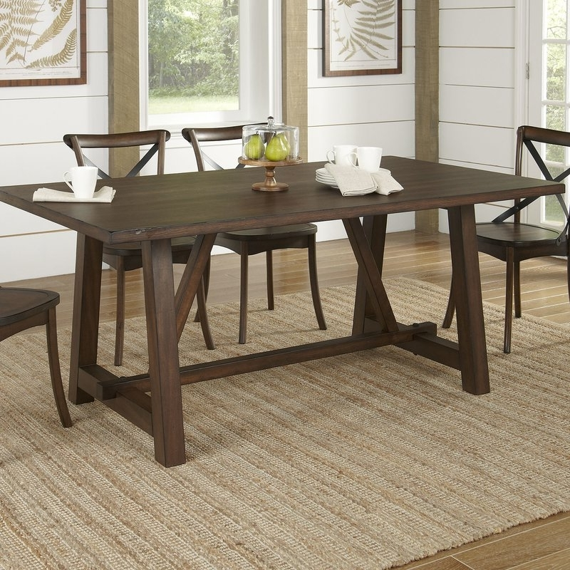 Wayfair With Regard To Laurent 7 Piece Rectangle Dining Sets With Wood And Host Chairs (View 19 of 20)