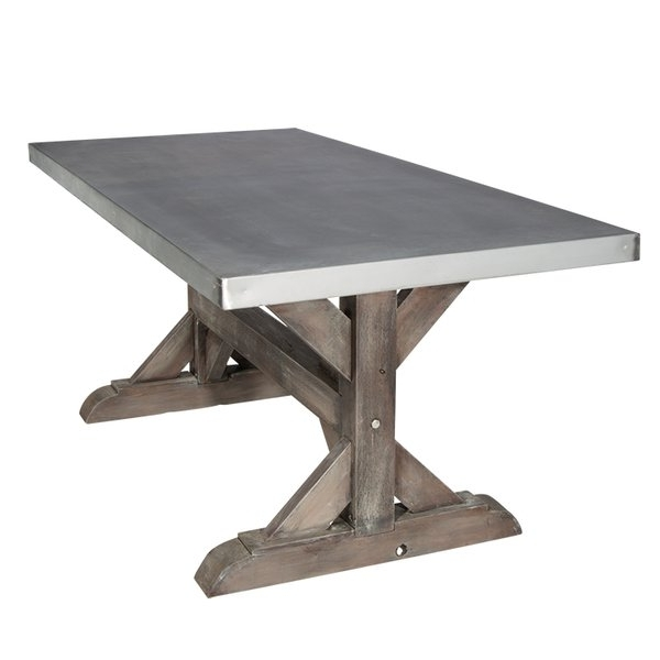 Wayfair With Regard To Magnolia Home Taper Turned Bench Gathering Tables With Zinc Top (View 19 of 20)